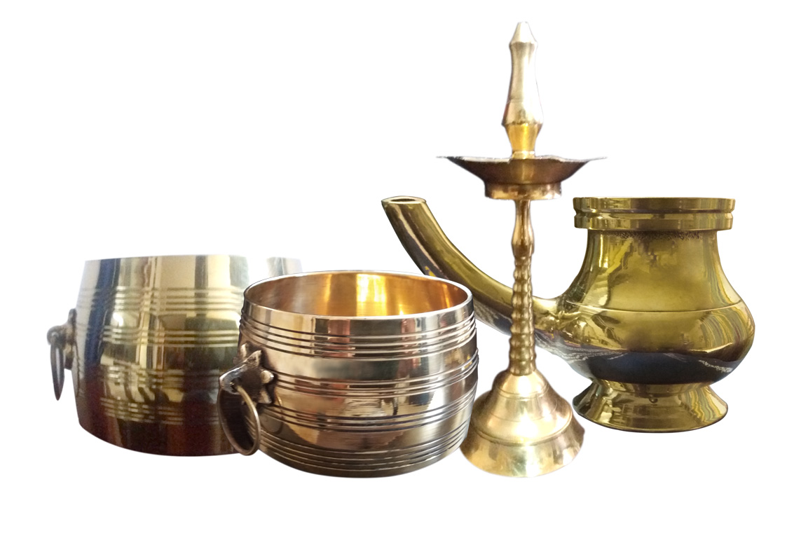 Bell Metal Crafts Of India Shop Online On Www Kauthuk Com